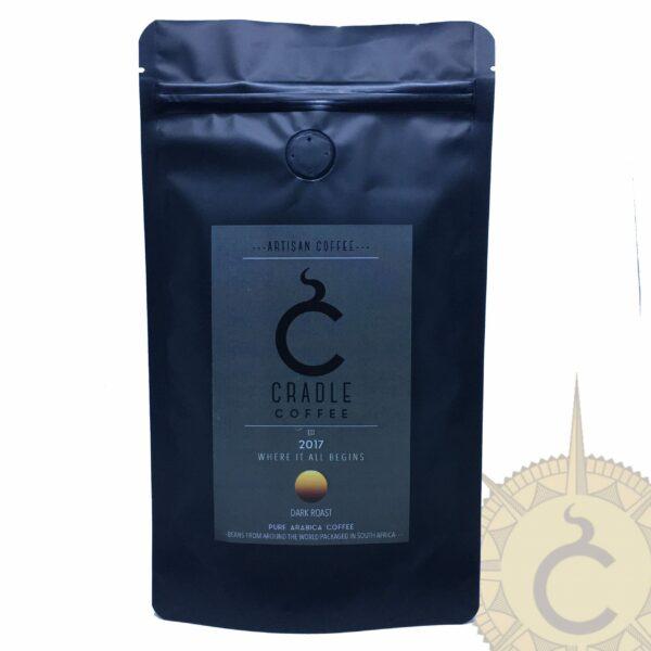 Ethiopian Yirgacheffe II- Dark Roast Coffee Beans